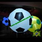 Bola de Futebol grande 1.30 mts