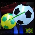 Bola de Futebol média 1.00 mts