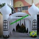 Castelo Torres de Bagdá Al 3.30 X La 4.00