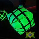 Cubo Neon Invertido  1.00 X 1.00