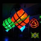 Cubo Neon Invert  50 X 50 cm pequeno