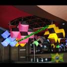 Cubo 3D 1.20 mts