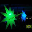 Estrela vertical 10 pontas