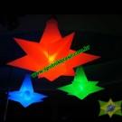 Estrela pingente 6 pontas