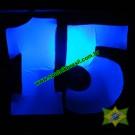 Número 15-G 1.30 mts X 1.10 mts